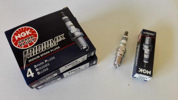 NGK-3689 TR6IX Iridium Spark Plug